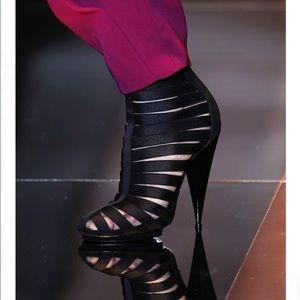 233e218f0 Gucci Shoes | Isadora Elastic Gladiator Bootie High Heel | Poshmark